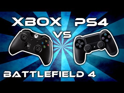 XBOX ONE vs PS4 Review - Welche Konsole ist besser? - Battlefield 4 Gameplay (Deutsch/German)