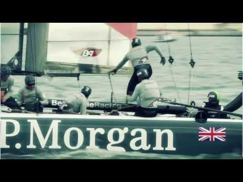 Crew roles - The Runner J.P. Morgan BAR AC45
