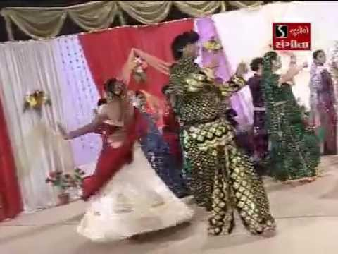 Mataji Na Nonstop Garba - Gunjan - Rekha Rathod - B video