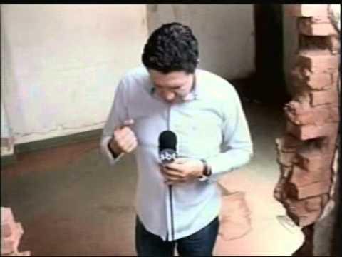 Casa vira ponto de uso de drogas no Centro de Araguari Parte 1