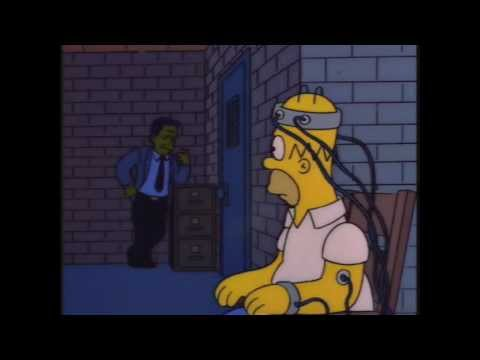 The Springfield Files is listed (or ranked) 18 on the list The Greatest Simpsons Episodes Ever
