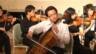 J Haydn Cello Concerto in C major Mov 1 -- Tsai-Ning