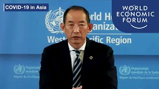 COVID-19 in Asia | A joint media briefing with WHO and WEF | May 14th