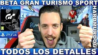 ¡¡¡BETA GRAN TURISMO SPORT PS4!!! Hardmurdog - GT Sport - Sony - Playstation 4