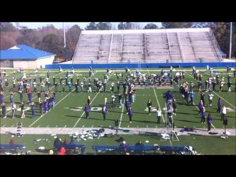2012 Golden Band From Tigerland