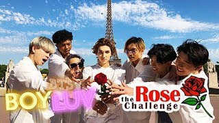 [KPOP IN PUBLIC] #RoseChallenge - BTS (방탄소년단)- Boy with Luv from France by RISIN'CREW