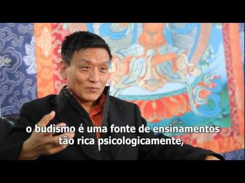 Entrevista com Tenzin Wangyal Rinpoche