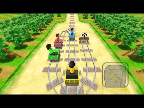 Wii Party on Dolphin Emulator [HD][720p]