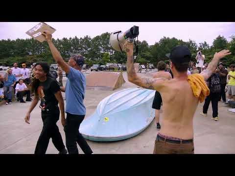 Pebble Beach Junk Jam Go Skateboarding Day 2018