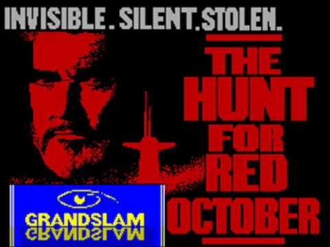 The Hunt For Red October Spectrum Title