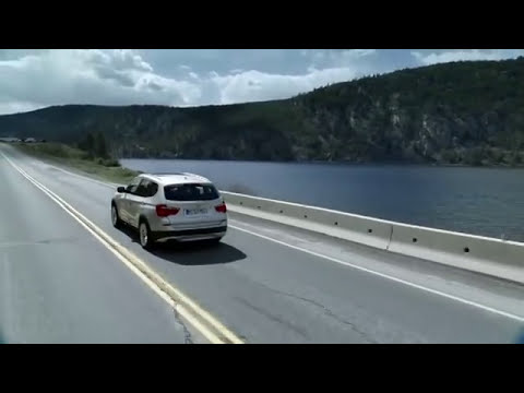 The new BMW X3 (2011). Exterior..flv