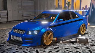 GTA 5 Online - New KARIN SULTAN RS BENNY's TUNING - NEW GTA Online DLC [RALLY/STREET TUNING]