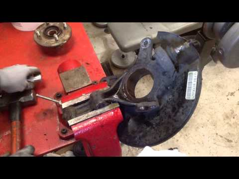 2003 Honda Civic Front Wheel Hub Bearing