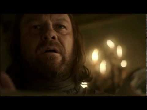 Eddard Stark - Reading the past of crown