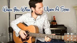 When You Wish Upon A Star - Fingerstyle Guitar