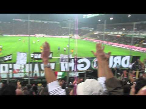 Parma vs Juventus 0-1 settore ospiti 02/11/2013