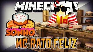 Minecraft : O Sonho! #52 - Mc Donalds?