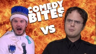 Dwight Schrute Vs Andy Dwyer | Comedy Bites