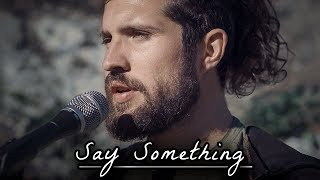 Download Lagu Say Something - Justin Timberlake [Cover] by Julien Mueller Gratis STAFABAND