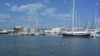 Lagos Algarve Portugal Town & Beach Video