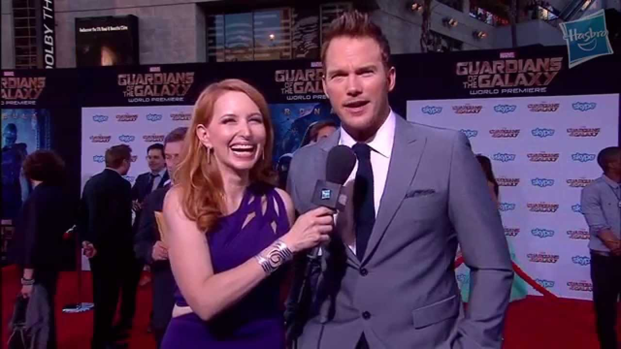 chris pratt sings a track from marvels guardians of the
