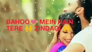 Muskurana Bhi tujhe se sikha hai new editing style