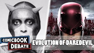 Evolution of Daredevil in Cartoons, Movies & TV in 7 Minutes (2018)