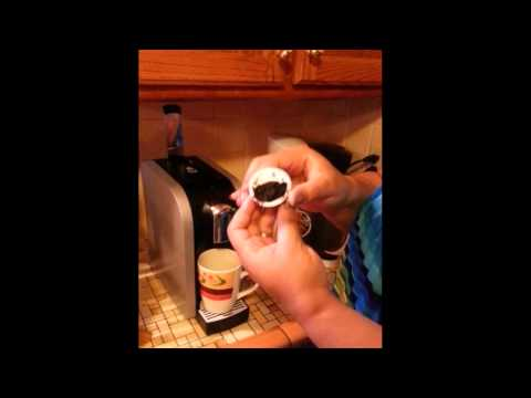 VERISMO and KEURIG -How to Save Money and REUSE VERISMO PODS
