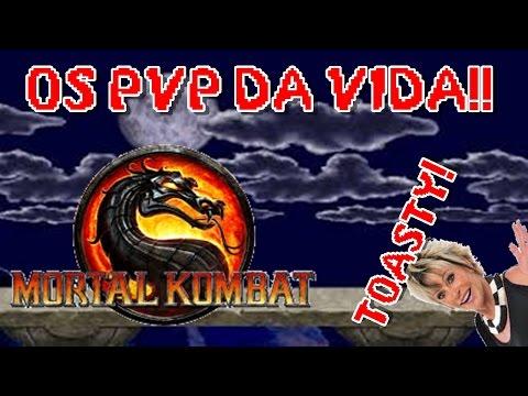 Mortal Kombat Os Pvp Da Vida #1