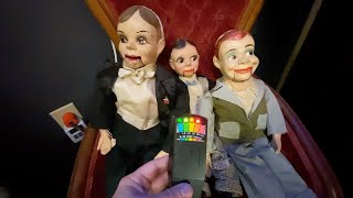 (SCARY AF) Real Life Haunted Slappy Doll & More