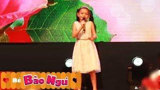 Bé Bào Ngư - Bông hồng tặng cô - live 2016