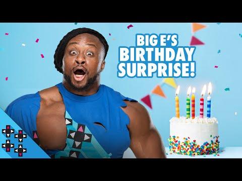 BIG E's FIFTH BIRTHDAY SURPRISE!!! thumbnail