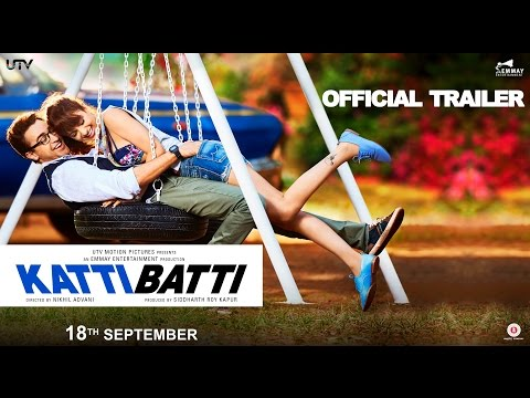 Katti Batti Official Trailer 2015
