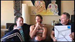 PERFECT BEINGS - Ryan Hurtgen, Jesse Nason and Sean Reinert (Vier Interview #1)
