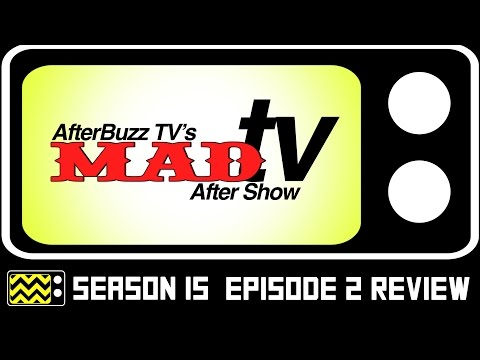 MadTV Season 15 Episode 2 Review & After Show | AfterBuzz TV