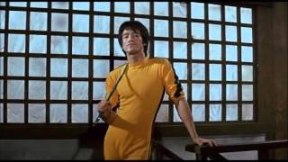 Bruce lee fight scene