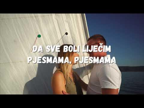 Dražen Zečić - Još se sjećam jedne žene (Official lyric video)