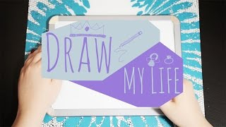 Draw my life | Blogodynka