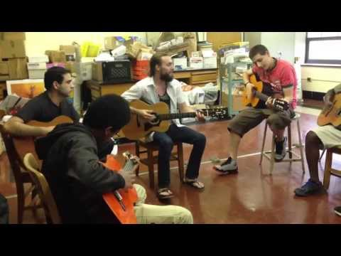 Swift Guitar Lessons at South Philadelphia High School - AAI