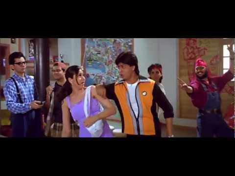 Bholi Si Surat Dil To Pagal Hai Shahrukh Hd video