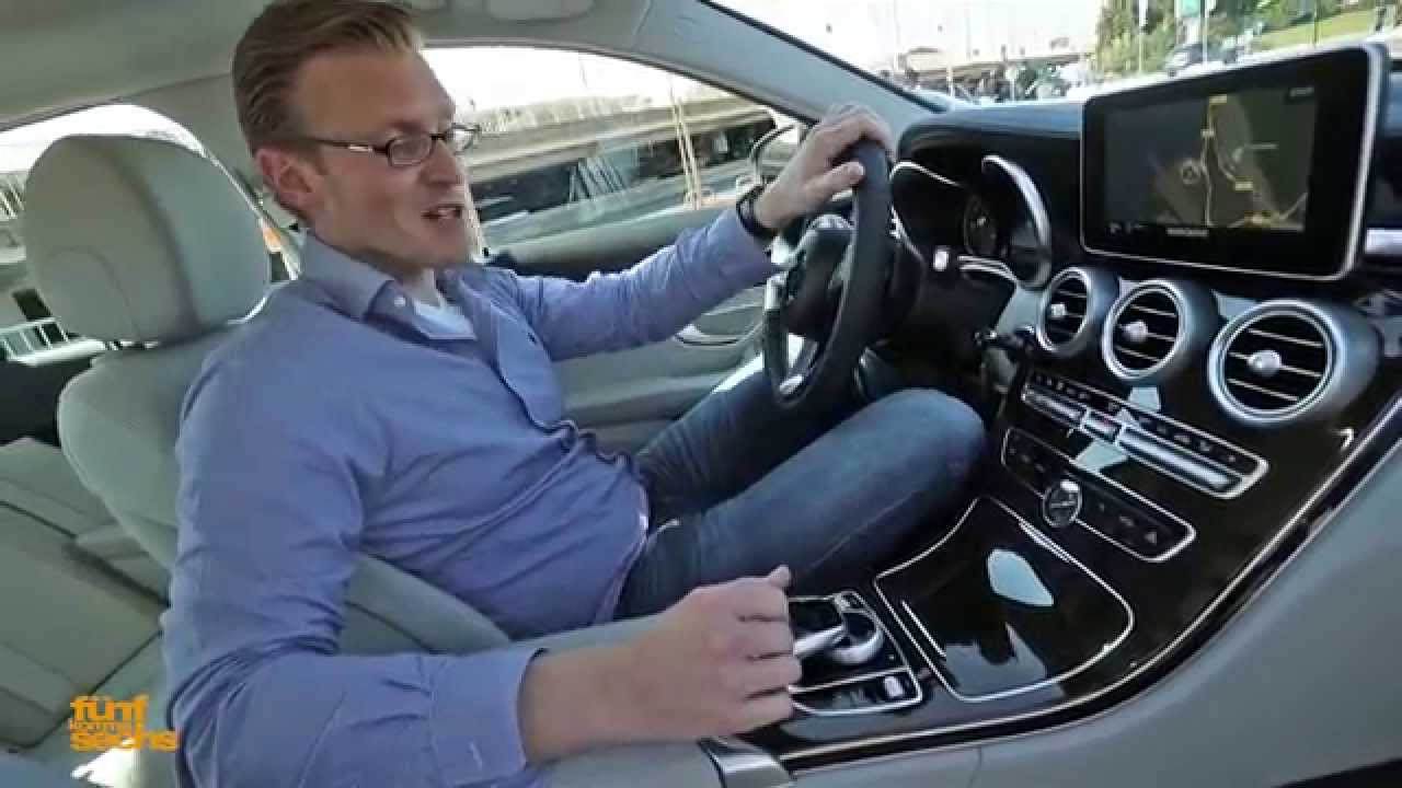 Our Test Drive Of The New Mercedes Benz C Class W205