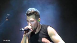 "James Maslow - ""Addicted"" Live Mexico City 2017"
