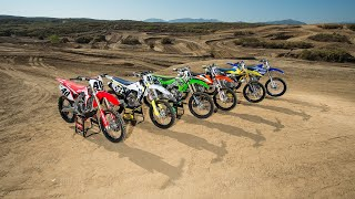 2019 TransWorld Motocross 450 Shootout