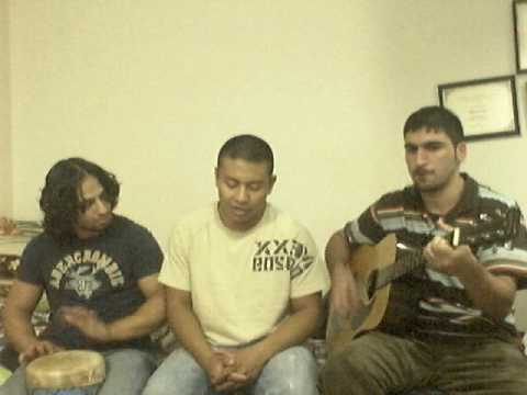 Poor filipino forced to sing by two Crazy Turks