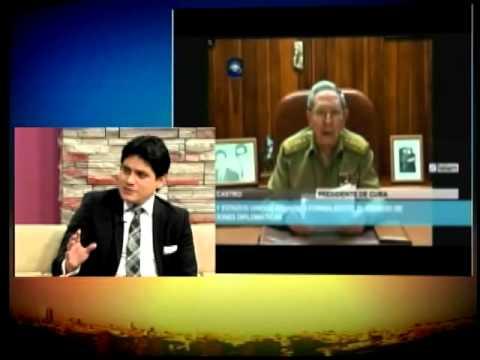 Entrevista: Esteban Santos - Analista diplomático, Catedrático UDLA