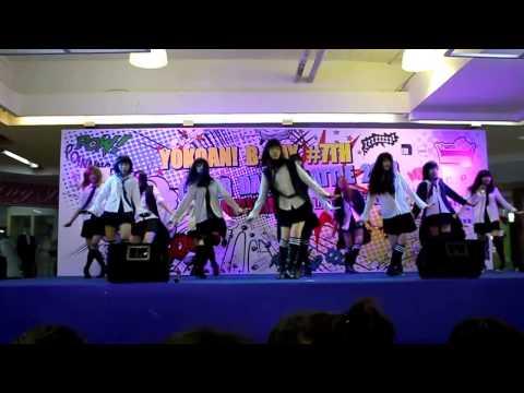 【MLD48 & Dark Chocolate】UZA ,Beginner【踊ってみた】