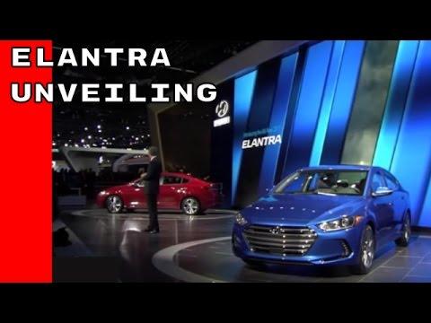 2017 Hyundai Elantra Unveiling