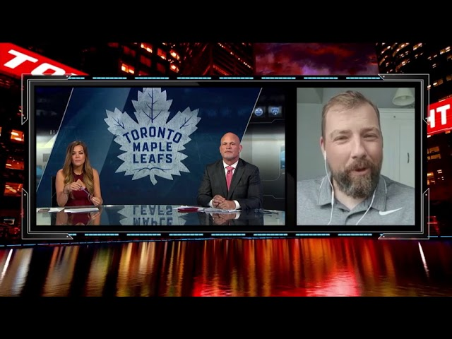 NHL Tonight  Chris Johnson  updates the latest on Karlsson and Nash   Aug 20,  2018