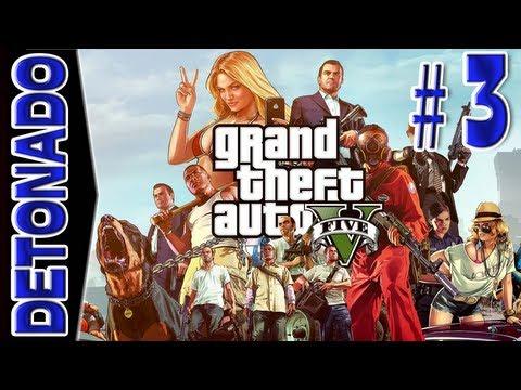 GTA 5 ( Grand Theft Auto V ) – Parte 3: [ Detonado / Playthrough em PT-BR ]
