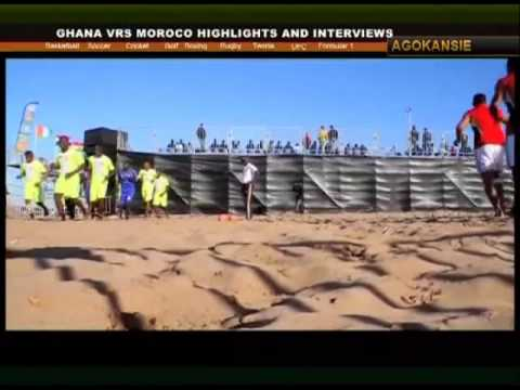 Ghana Sports on Adom TV (24-5-13)
